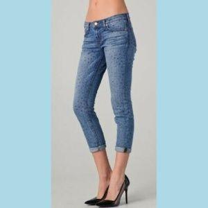 J BRAND Women's AOKI Star Skinny Jeans Size 24